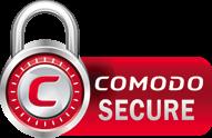 Comodo SSL Secure logo