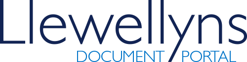 Llewellyns Document Portal Logo