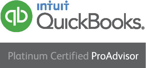 Quickbooks Platinum Certified ProAdvisor logo